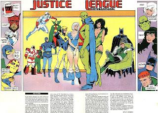 Liga de Justicia Internacional