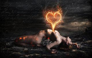Όσοι αγαπούν με όλη τους την καρδιά, διαγράφουν ακριβώς με τον ίδιο τρόπο