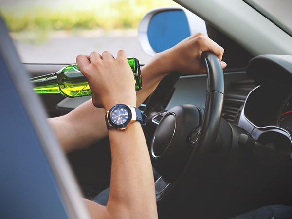 Drinking and Driving With Kids: Why This Is A Big No
