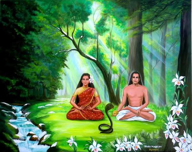 Resultado de imagen de Maestros Ascendidos: Sri Babaji
