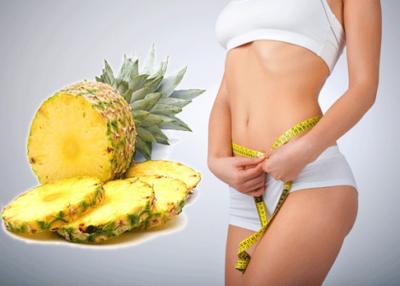 LA PIÑA: zumo de este fruto  de origen amazónico también es fuente de vitamina C