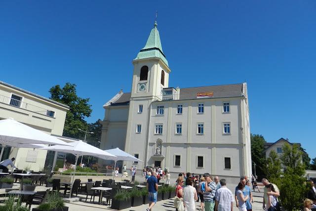 Kościół św. Józefa na wzgórzu Kahlenberg w Wiedniu