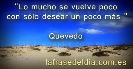 Frases famosas Francisco Quevedo