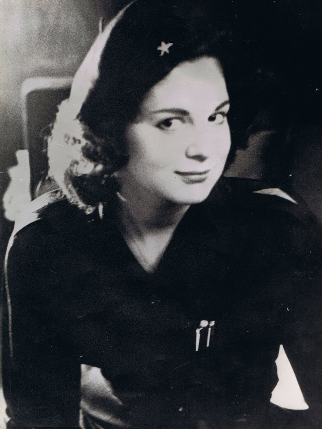 Marita Lorenz la nazi de la CIA, amante de Fidel Castro y Pérez Jiménez.