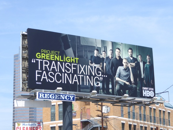 Project Greenlight season 4 HBO Emmy 2016 billboard