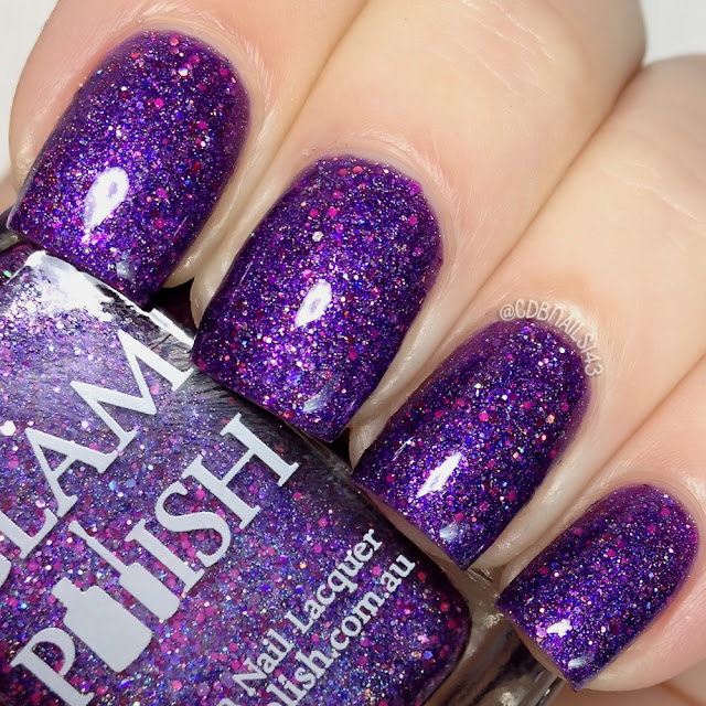 Glam Polish-A Crazy Mad Wonderful Idea