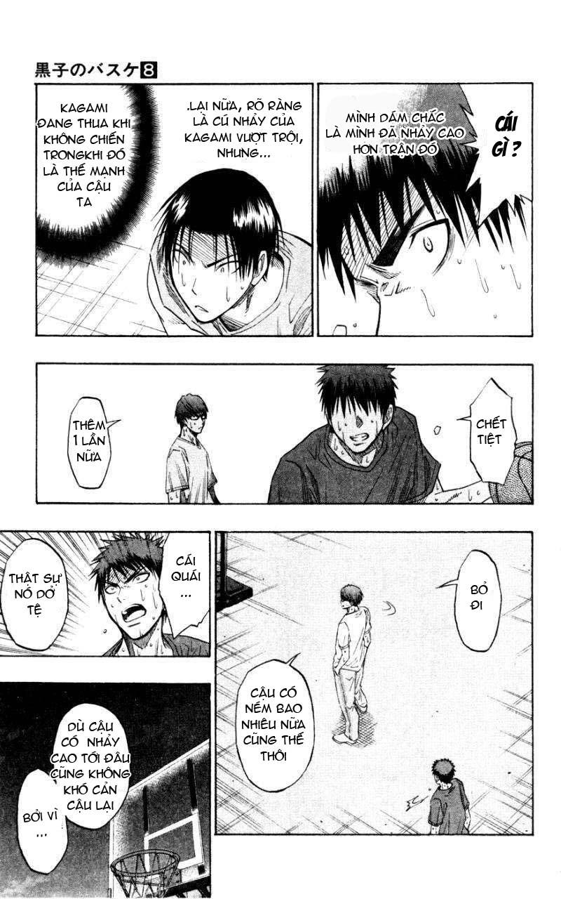Kuroko No Basket chap 062 trang 8