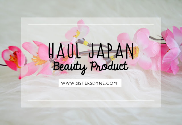 Recomendasi Hunting Beauty Product di Japan