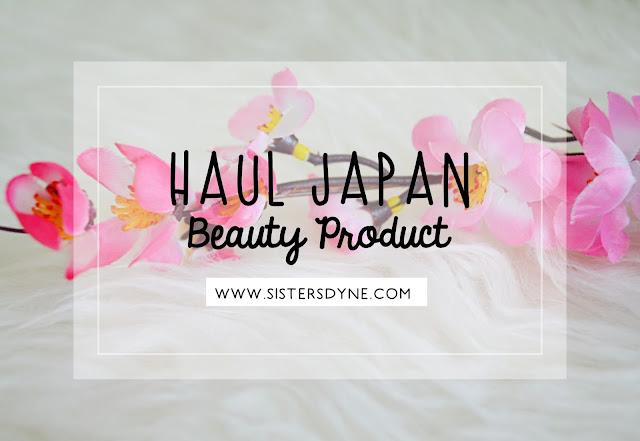 Recomendasi Hunting Beauty Product di Japan