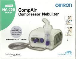 Gambar Alat Terapi Omron Nebulizer NE-C28