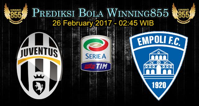 Prediksi Skor Juventus vs Empoli