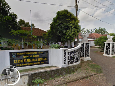 FOTO 2 : Kantor Desa Batusari, Kecamatan Dawuan