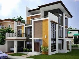 Desain Rumah Minimalis Modern 2 Lantai