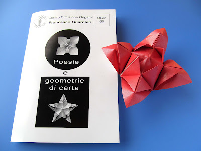 Origami foto, booklet QQM 60 and Rosa 2 by Francesco Guarnieri