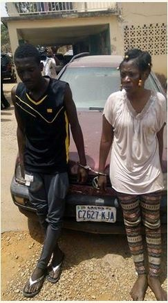 'One Chance' Robbers Apprehended in Jos (Photos)