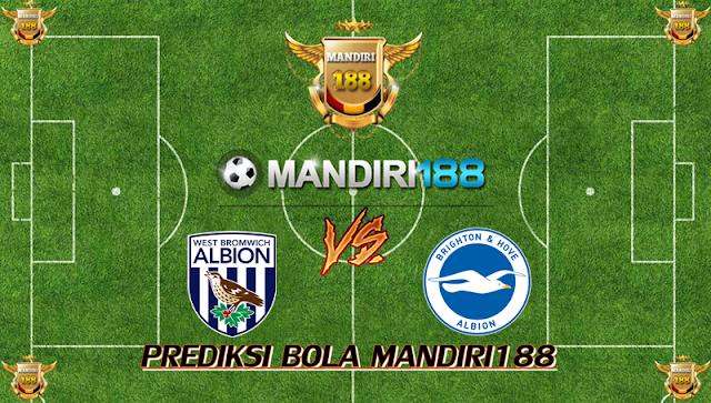 AGEN BOLA - Prediksi W.B.A vs Brighton & Hove Albion 13 Januari 2018