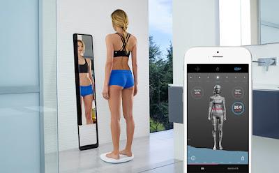 Naked Fit: la app que escanea tu cuerpo y te muestra tu volumen real