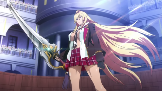 [Rhythm] Valkyrie Drive: Mermaid - EP 01