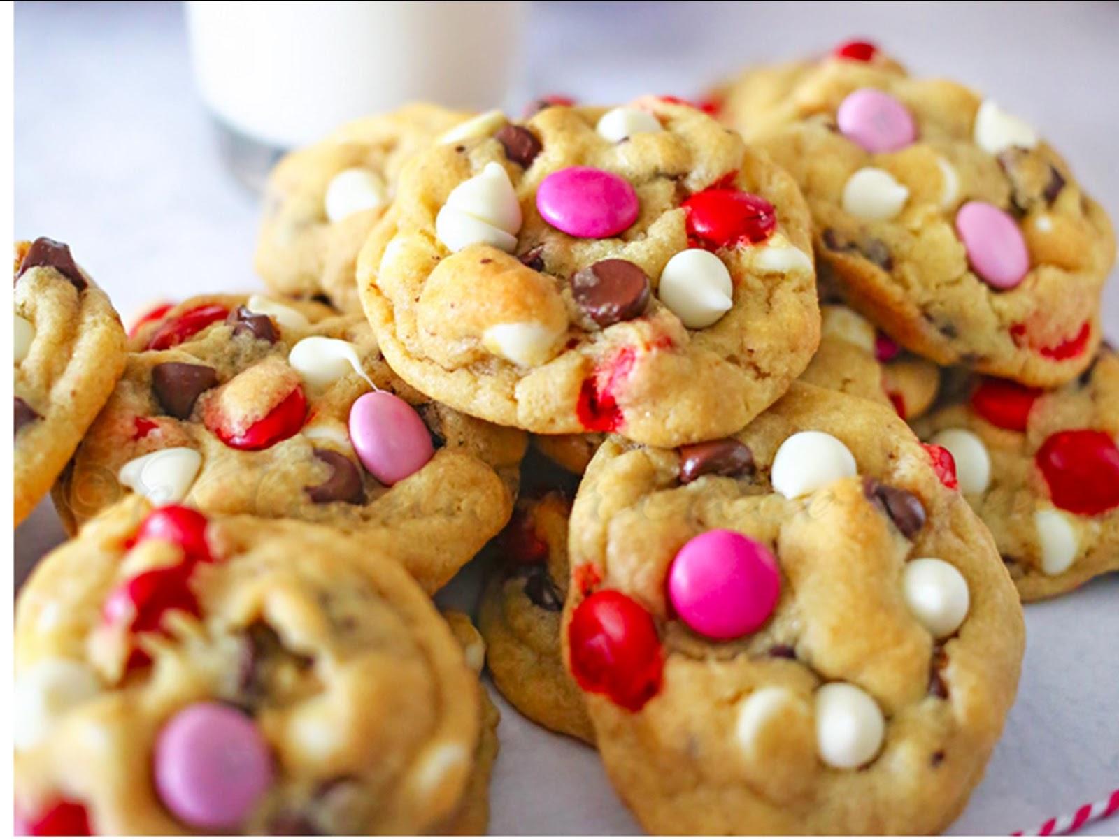 Valentine Cookies by Kleinworth and Co