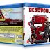 Deadpool 2 Blu-Ray Capa