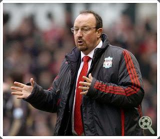 Rafa Benítez Liverpool