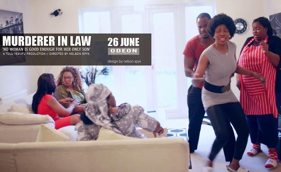 Murder-In-Law London Premiere