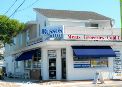 Russo's Market in North Wildwood New Jersey - Best Subs and Cheesesteaks