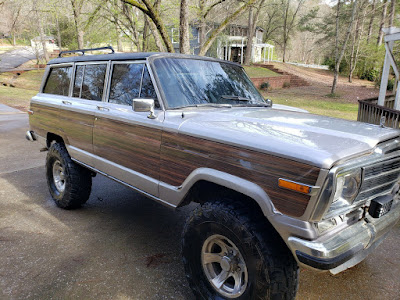 1989 Jeep Grand Wagoneer Classic  for sale in ...(2019)