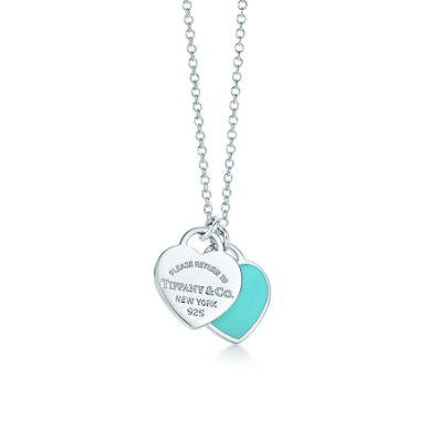 Everyone will recognise the Tiffany 'Eau De Nil' Colour and the famous heart pendant. It's a piece that I see on a weekly basis around my office, on the tube and out in town. This a great starter piece if you are looking for something instantly recogniseable.