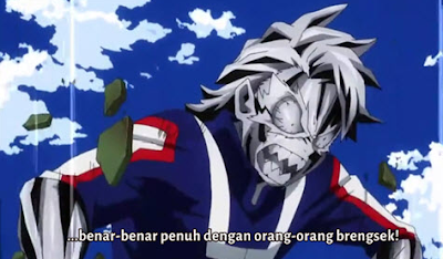 Boku no Hero Academia S2 Episode 1 Subtitle Indonesia
