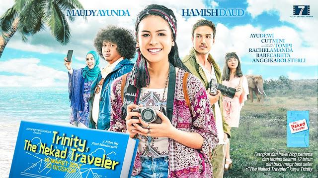 Trinity The Nekad Traveler (2017) Movie Indonesia