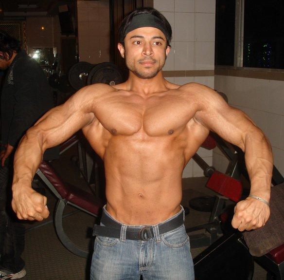 Awais Baber Pakistani Bodybuilder Pictures | Bodybuilding