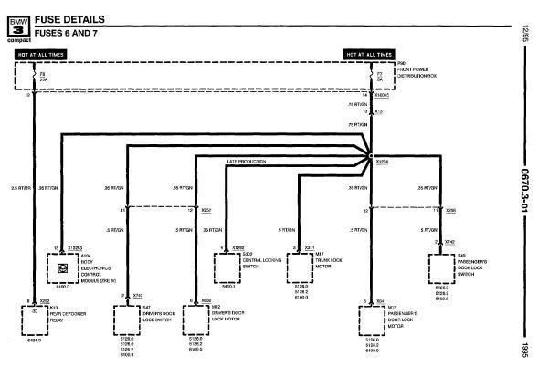 Bmw E39 Ews Wiring Diagram - Somurich.com