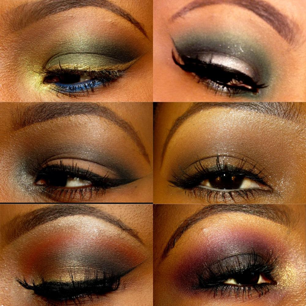 Lets Talk Makeup Eyeshadow Combo Of The Week