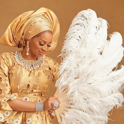 Sade Okoya 42nd birthday shoot by TY Bello