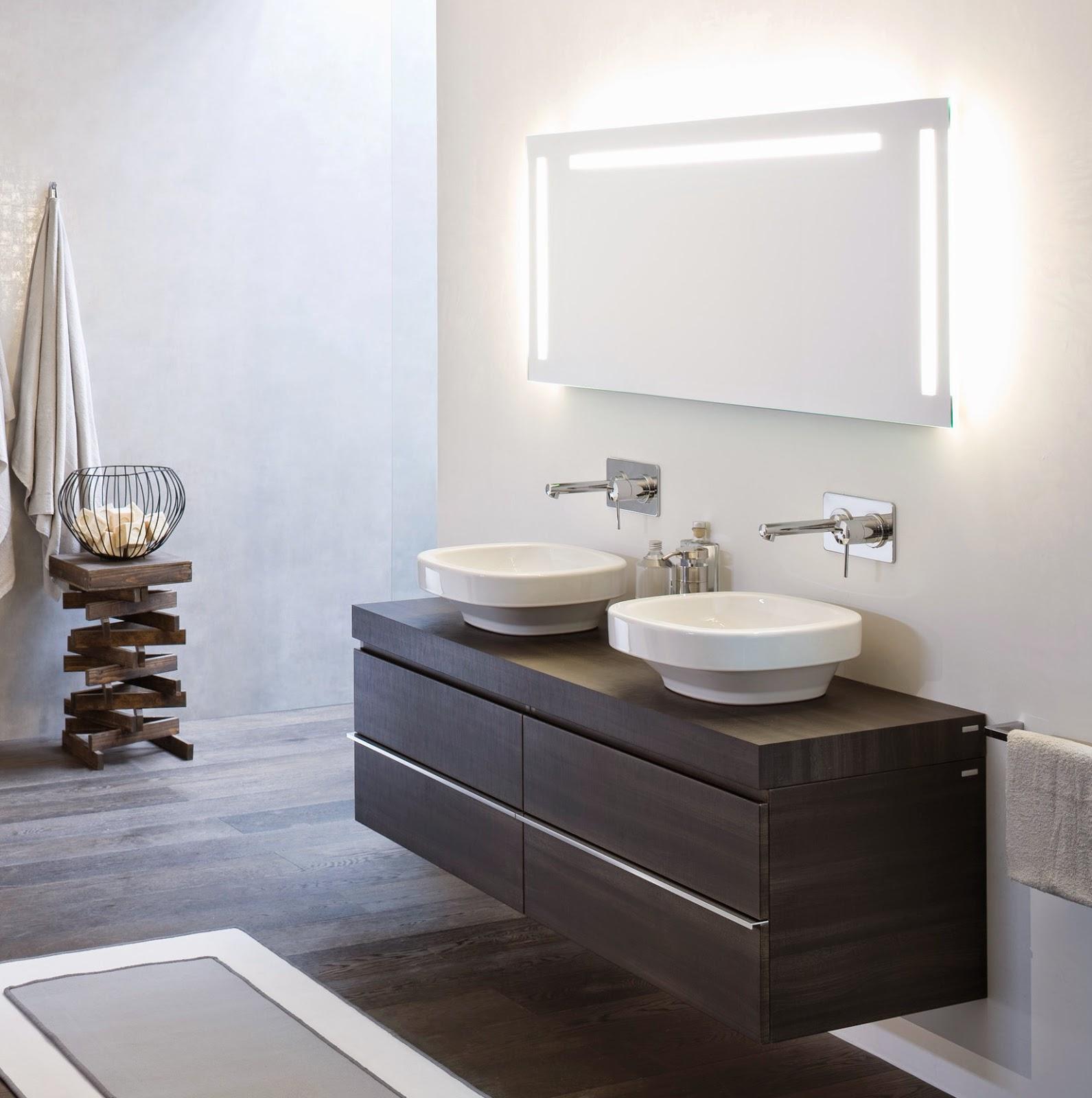 Furniture Kamar Mandi Minimalis Desain Interior