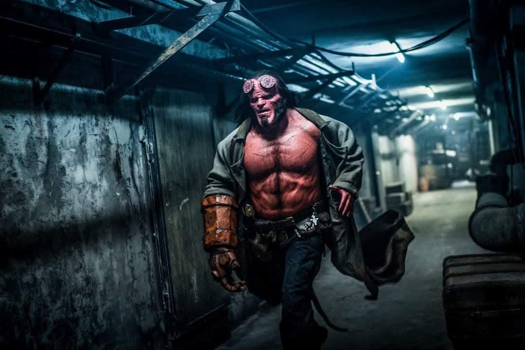 Hellboy : デヴィッド・ハーバー主演の新しい「ヘルボーイ」が、近日中に予告編を初公開 ! !
