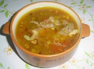 Seema Iqbal's Kitchen: Mutton Paya Soup