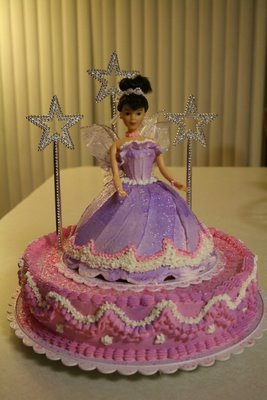 Famous Princess Birthday Cakes