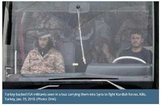 Evacuation of Civilians From E Ghouta
