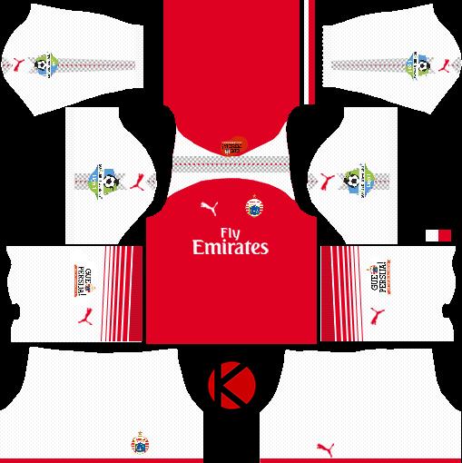 Top Five Logo Kit Dls 18 Persija - Circus