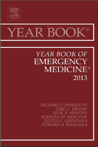 Year Book of Emergency Medicine 2013, 1st Edition [PDF] (Year Books)