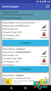 AndroDumpper WPS Connect Ad Free APK