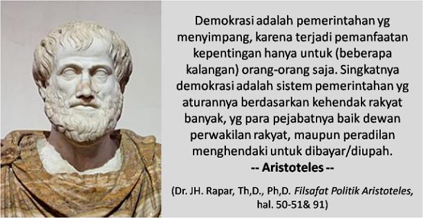 Sejarah Domokrasi Dan Pengertian Demokrasi History Of Democracy