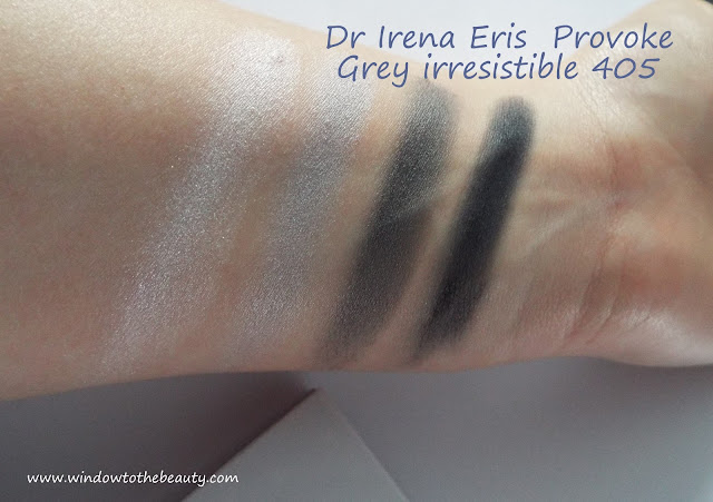 Dr Irena Eris  Provoke Grey swatches