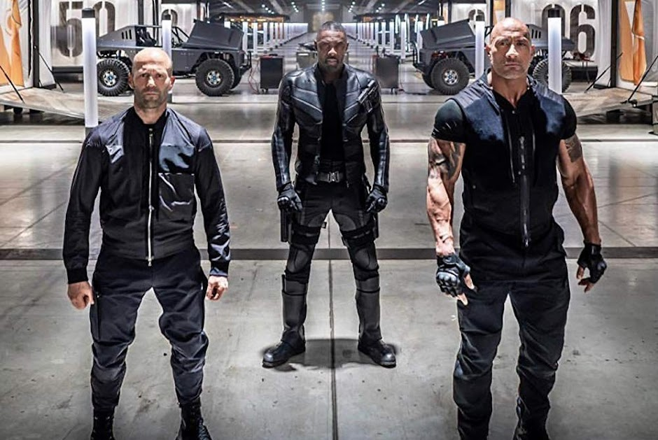 """""""Hobbs & Shaw"""" ganha teasers de personagens, trailer completo sai na sexta"""