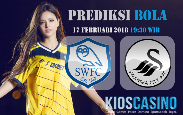 Prediksi Sheffield Wednesday vs Swansea 17 Februari 2018