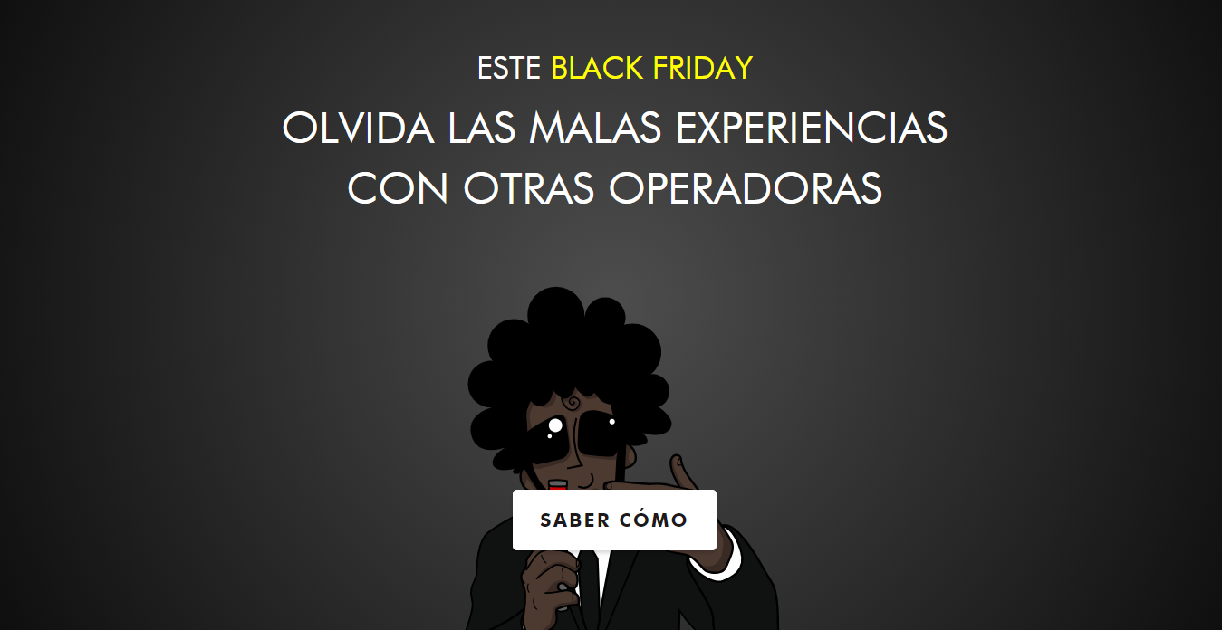 Black Friday 2018 Pepephone