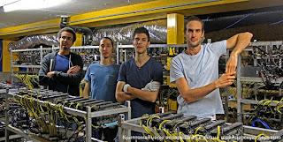 Криптомайнеры возвращают к жизни швейцарскую деревню