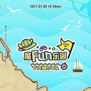 YHBOYS - Magical Land 魔fun樂園 Lyrics 歌詞 with Pinyin